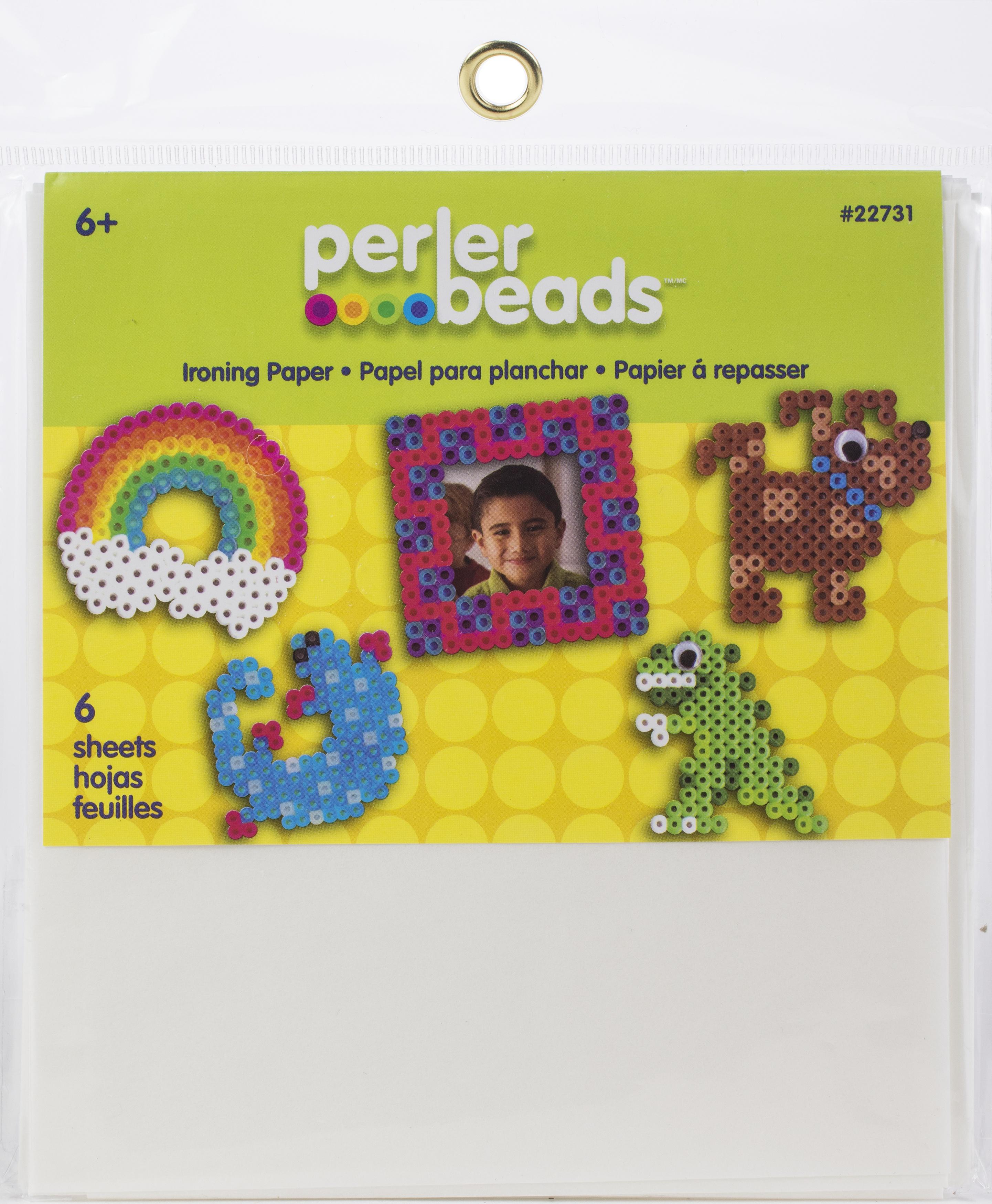 Perler Ironing Paper 6X6 6/Pkg-