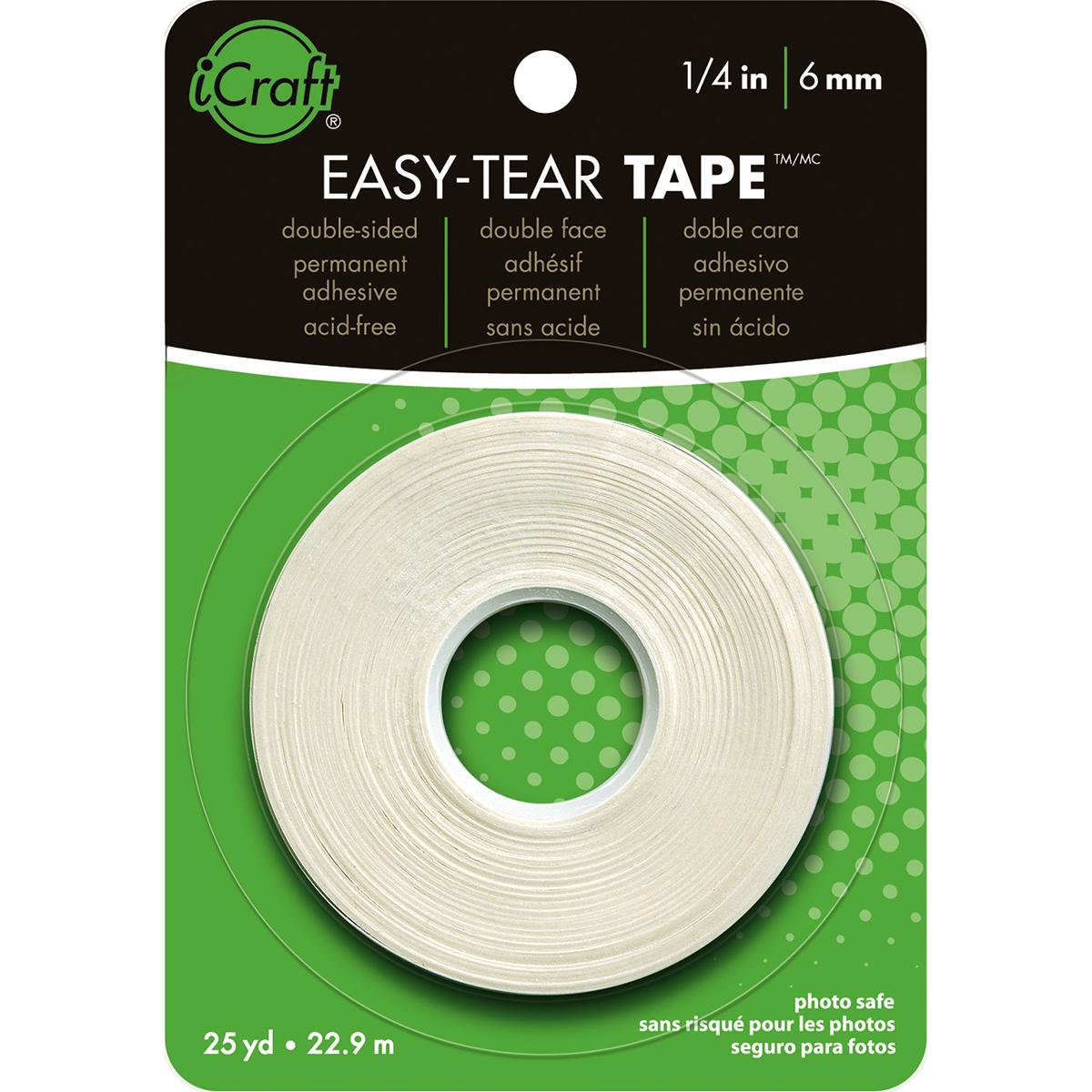 Easy Tear Tape