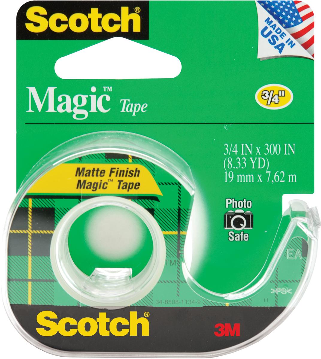Scotch Magic Tape-.75X300