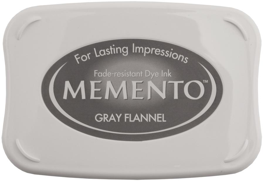Memento Gray Flannel