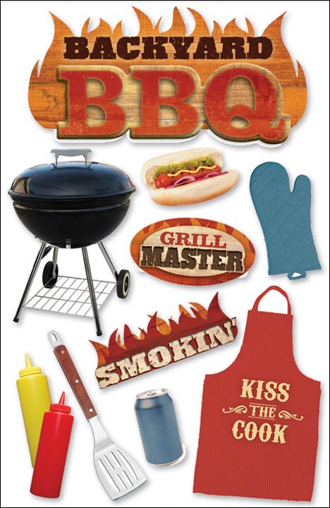STKR - BACKYARD BBQ