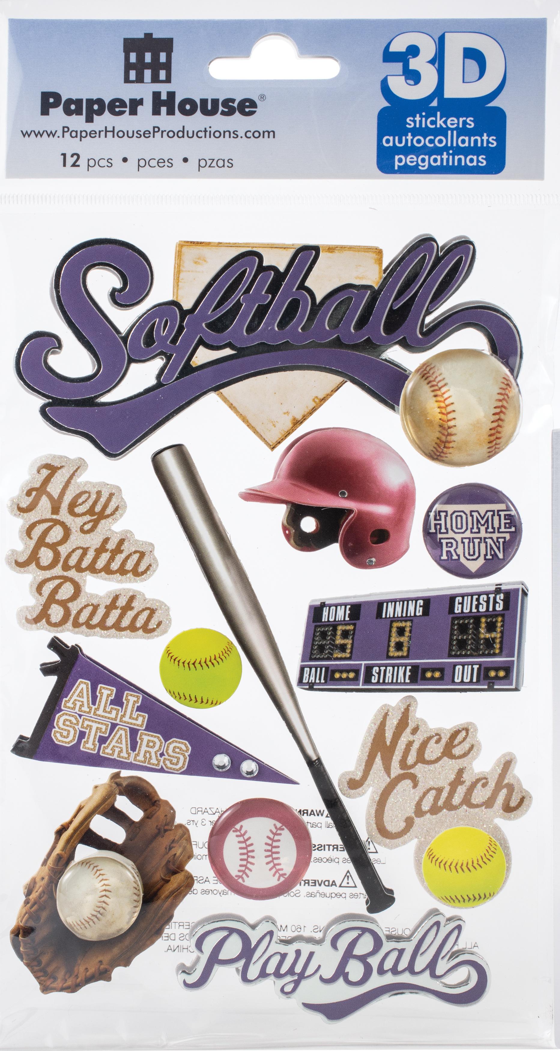 Paper House Softball