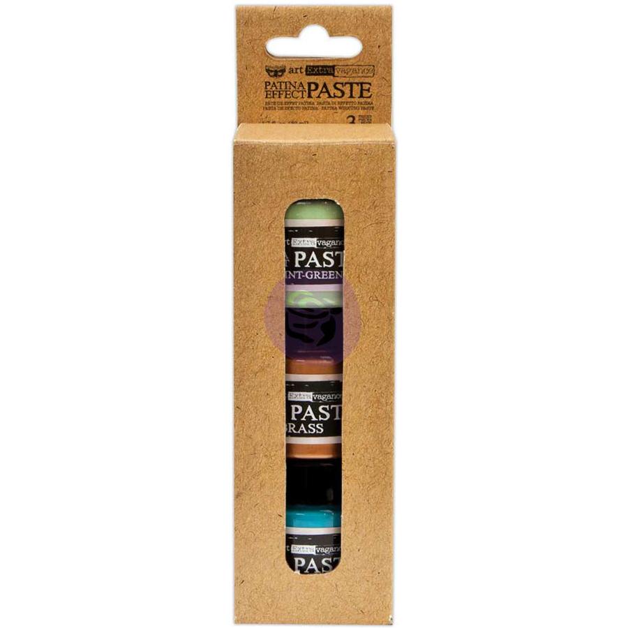 964351 3 Jars    -Art Patina Paste Set
