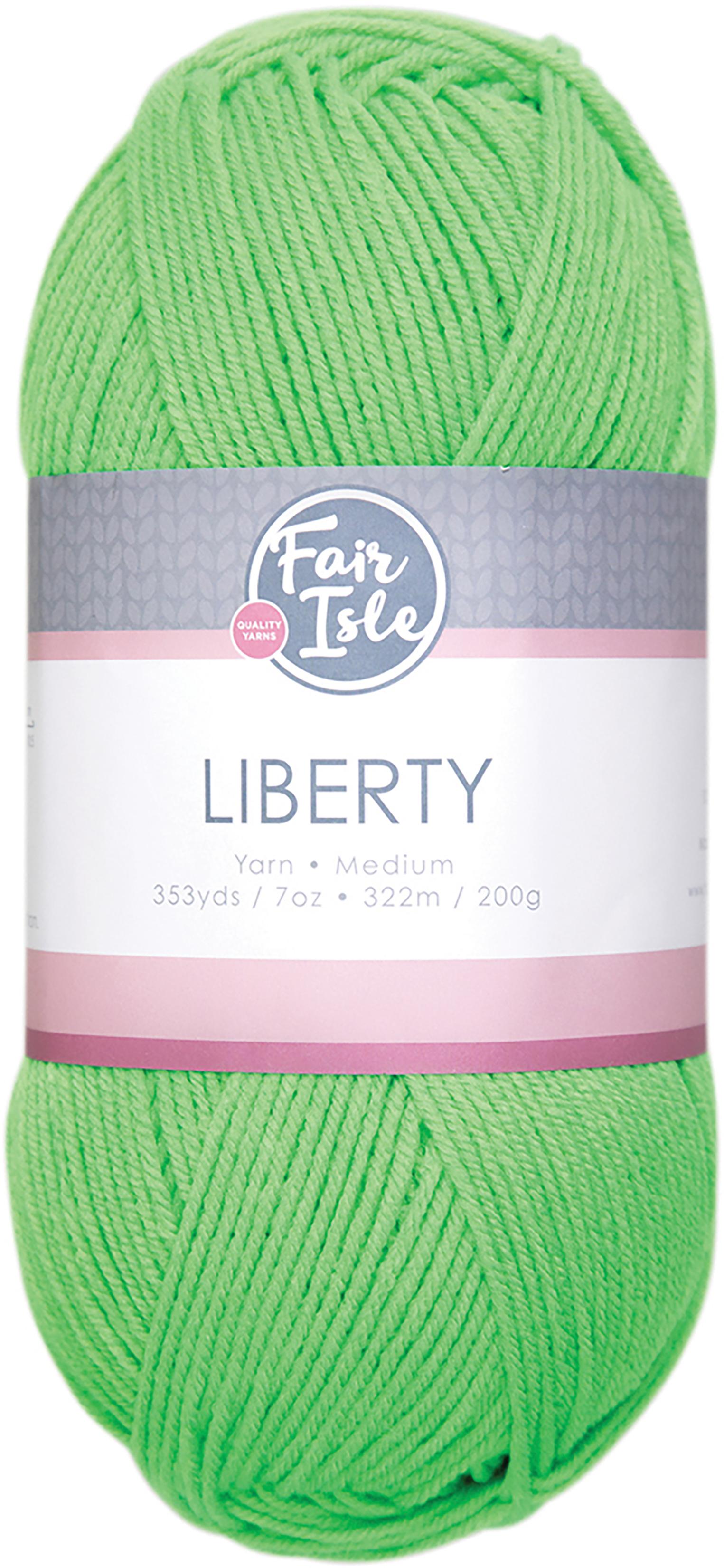 Fair Isle Liberty 200g Yarn-Limerick Pop