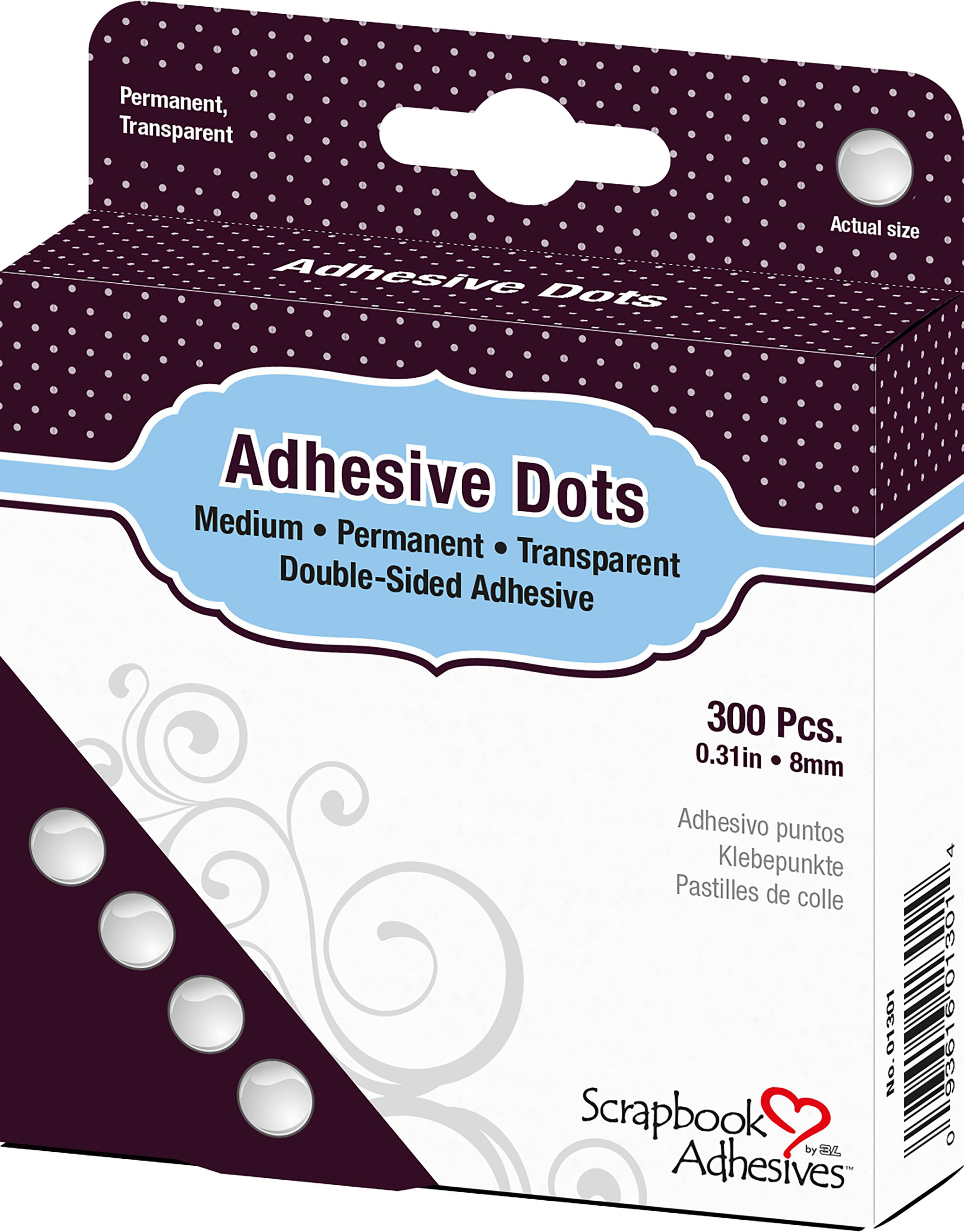 Medium Adhesive Glue Dots