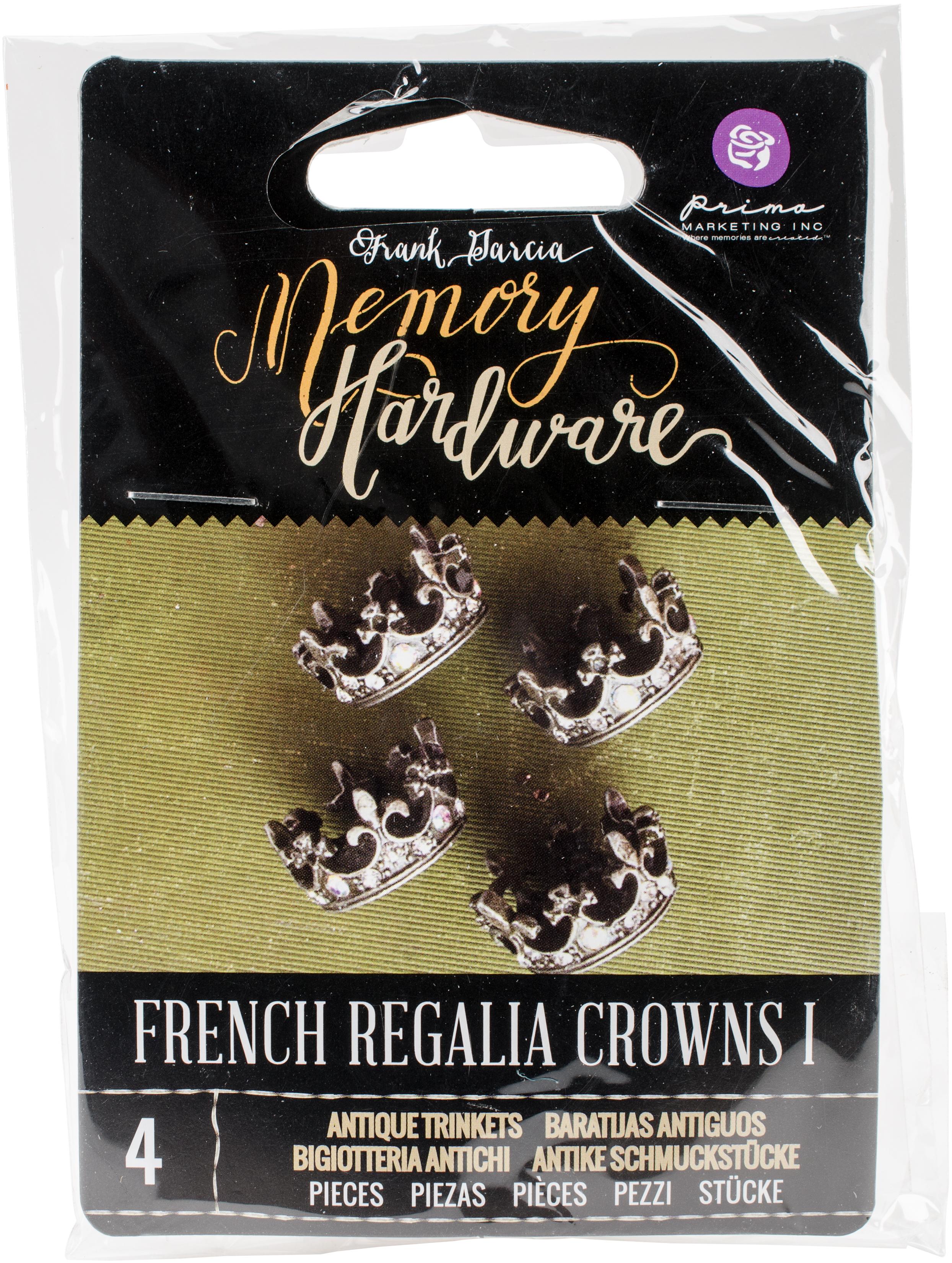 Memory Hardware Crowns I