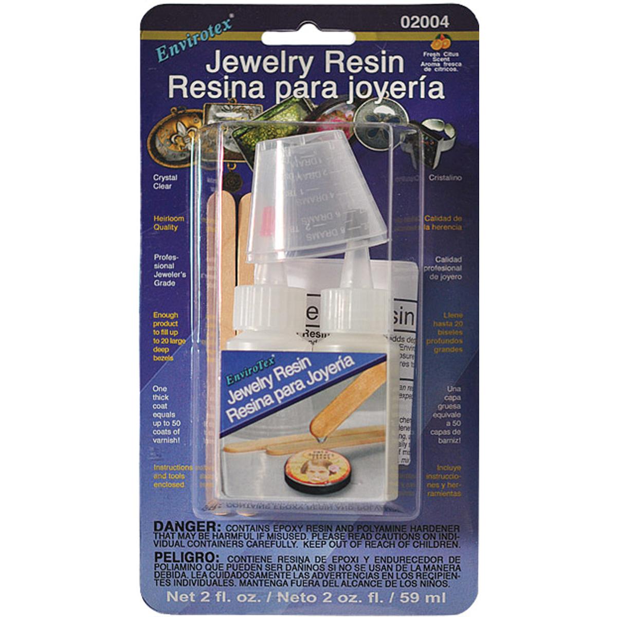 EnviroTex Jewelry Resin Kit 2oz-