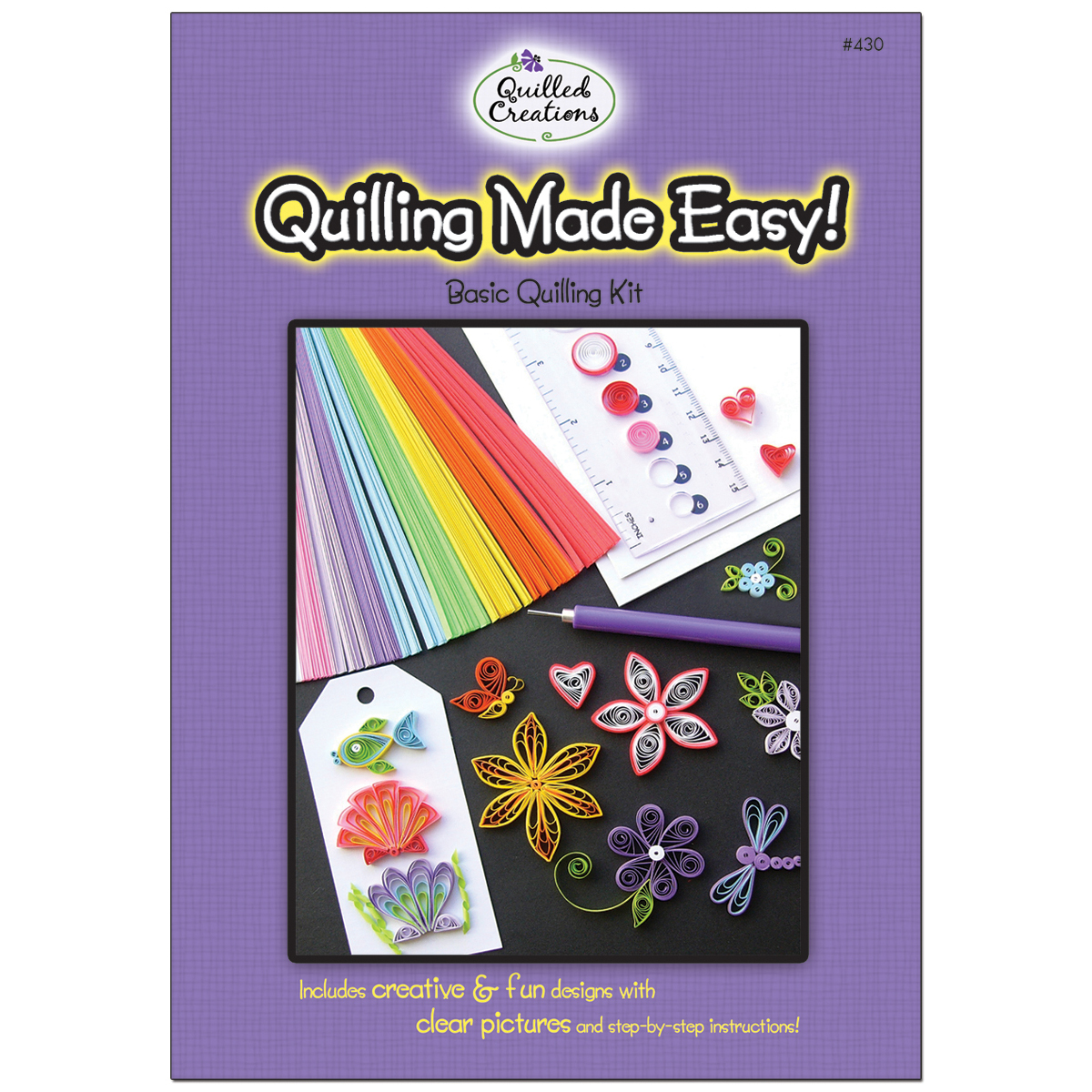 Quilling Made Easy Basic Kit
