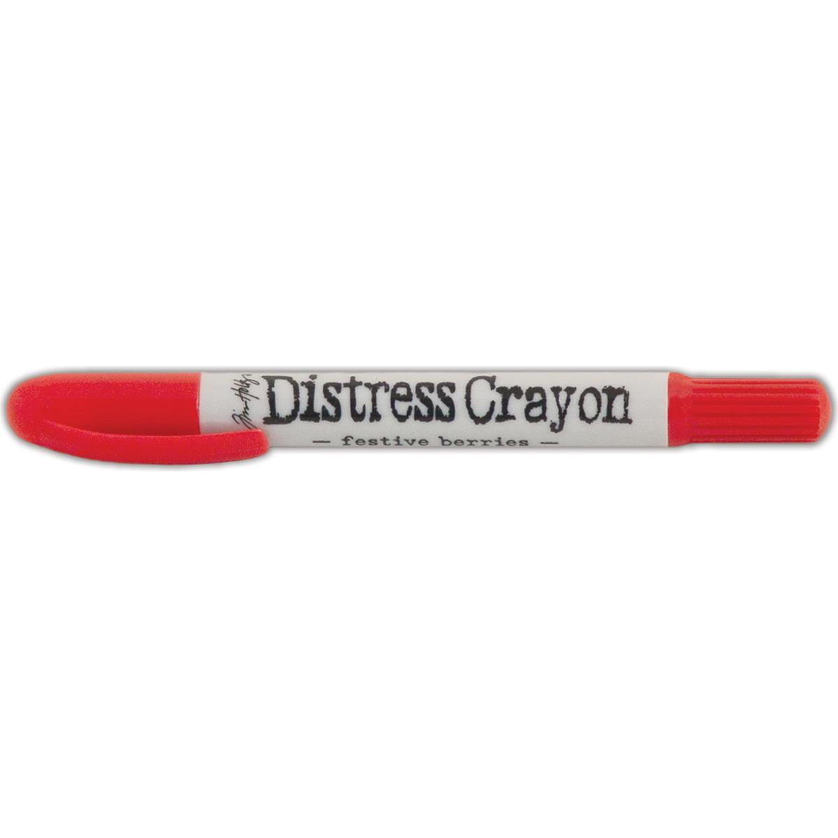 Distress Crayon festive berries