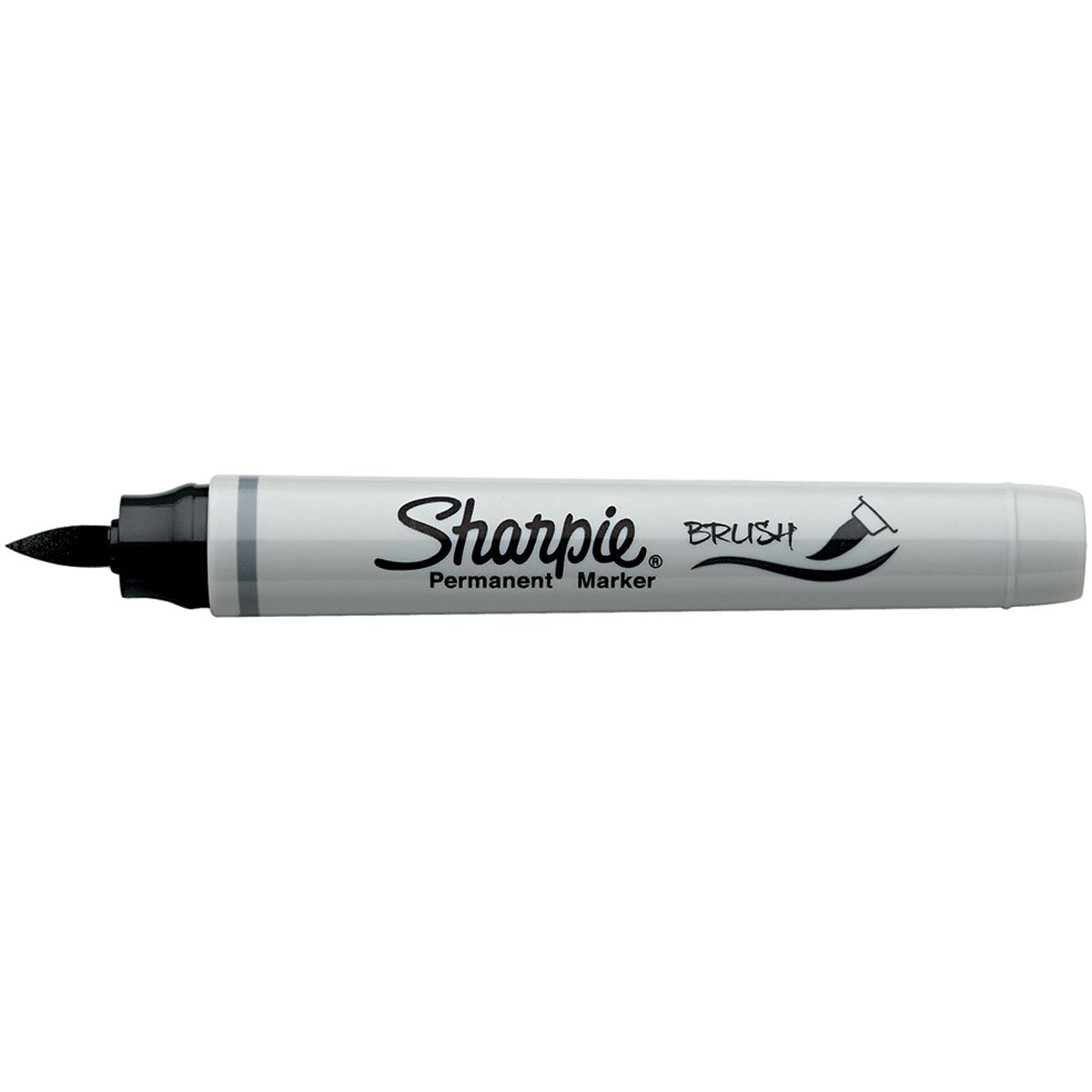 Sharpie Brush Pen