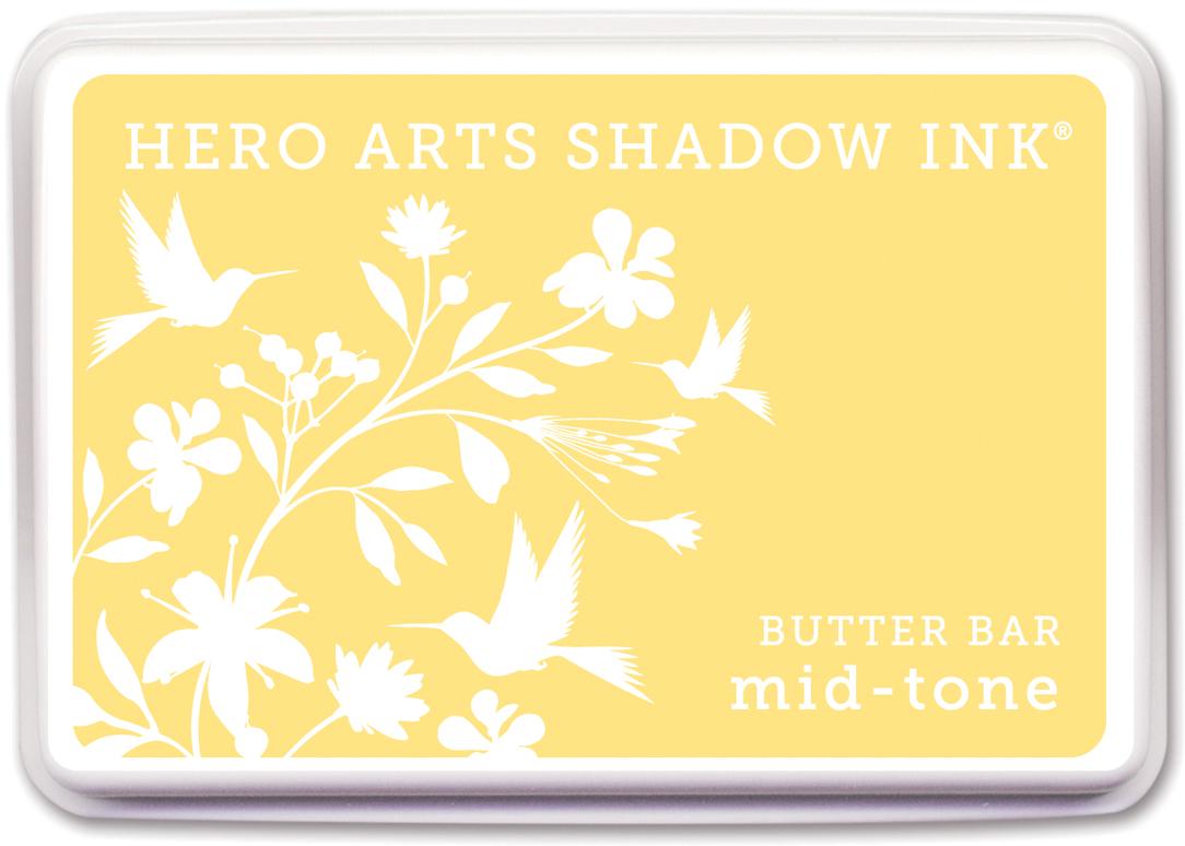 Hero Arts Midtone Shadow Ink Pad-Butter Bar