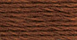 Anchor 6-Strand Embroidery Floss 8.75yd-Bark Dark