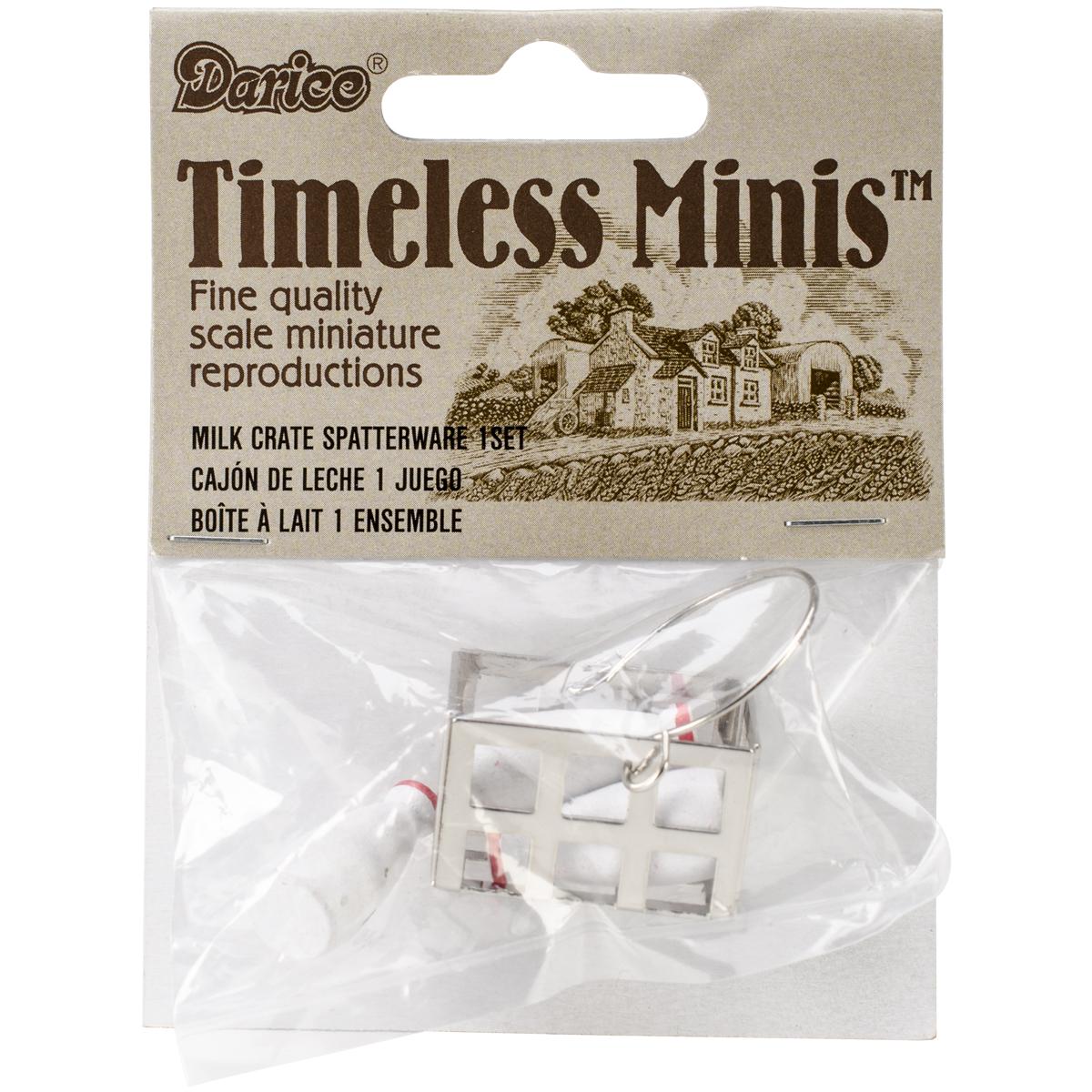 Timeless Miniatures-Milk Crate