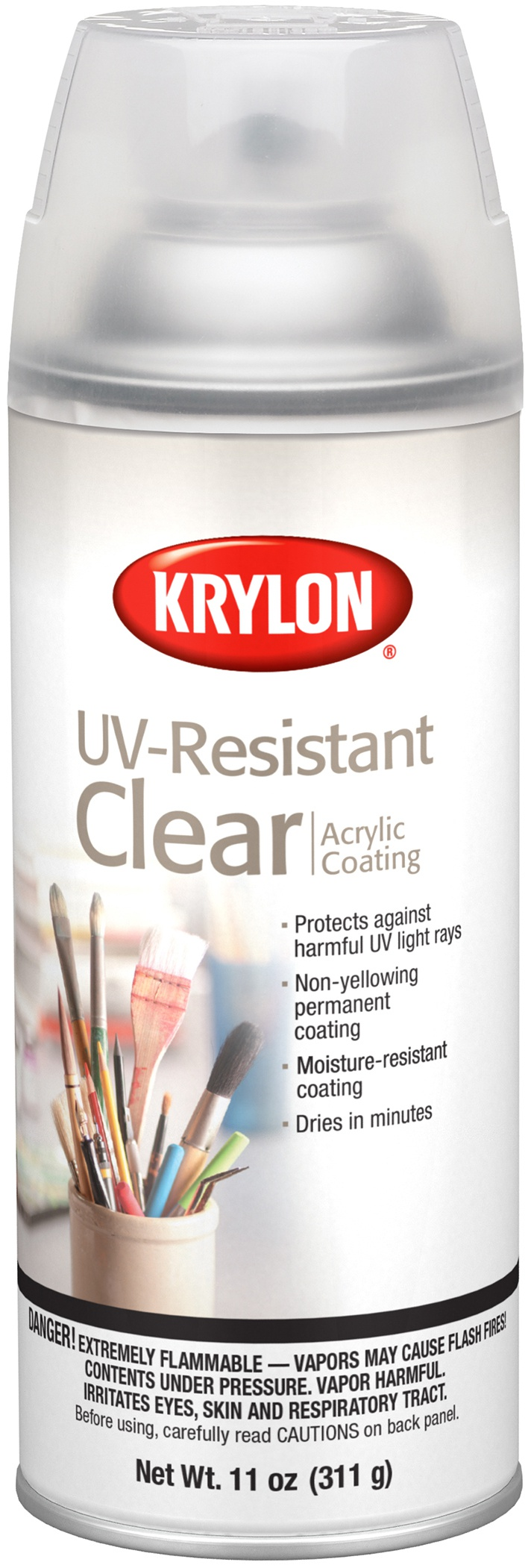 CLEAR 12OZ-ACRYLIC UV-RESISTANT
