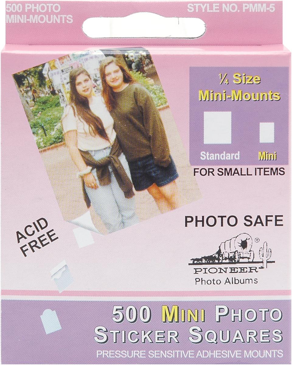 Mini Photo Sticker Squares