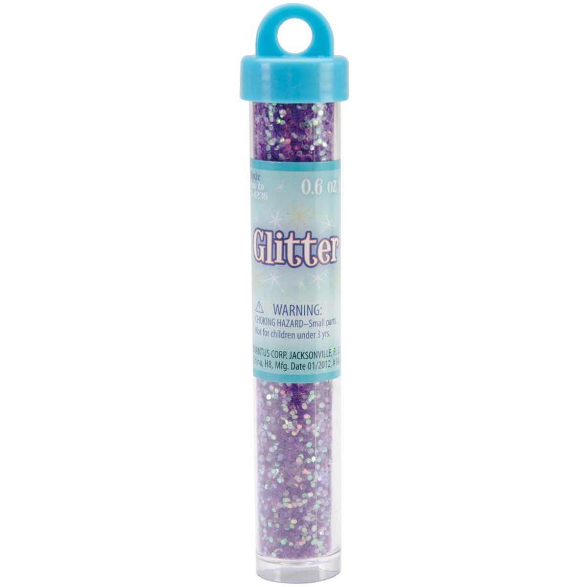 Glitter .6oz-Grape