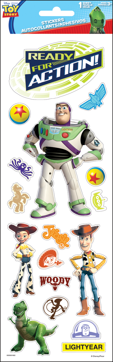 TOY STORY -DISNEY STICKERS