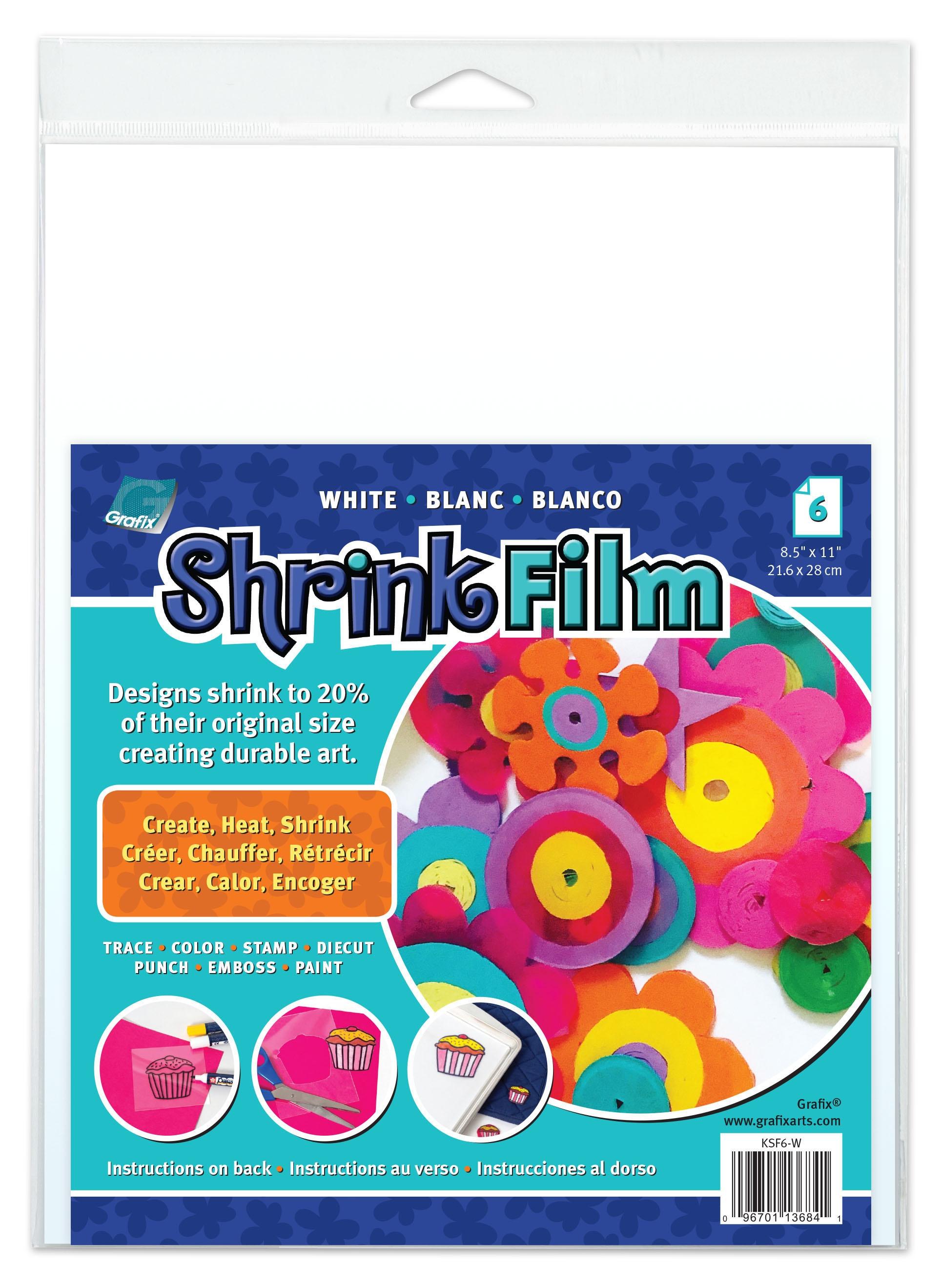 Shrink Film by Grafix