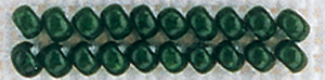 Mill Hill Glass Seed Beads 4.54g-Opaque Moss**