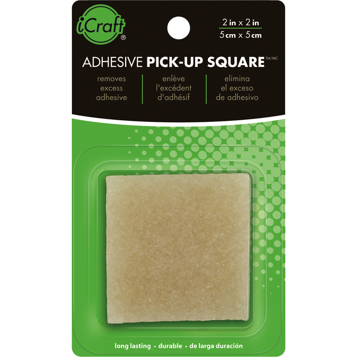 iCraft Adhesive Pick-Up-2X2