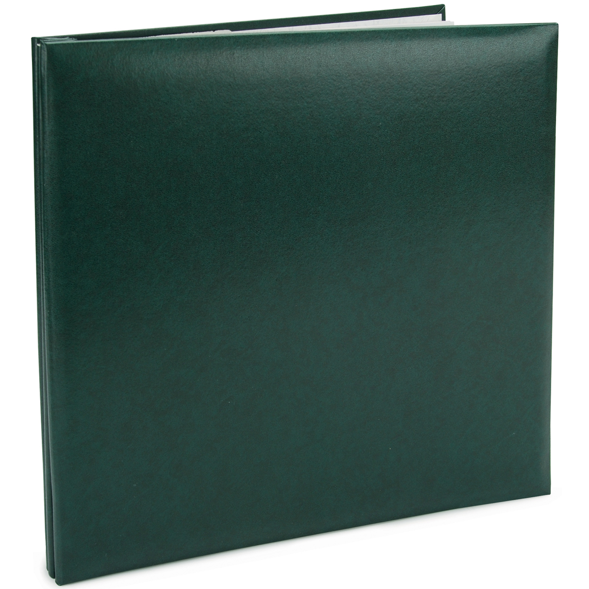 PIONEER LEATHERETTE ALBUM 12X12 Hunter Green