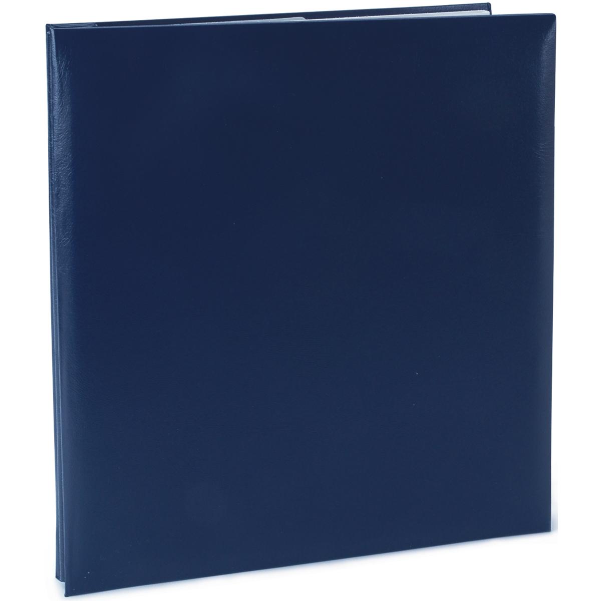 Pioneer LEATHERETTE ALBUM 8.5x11 - Navy Blue