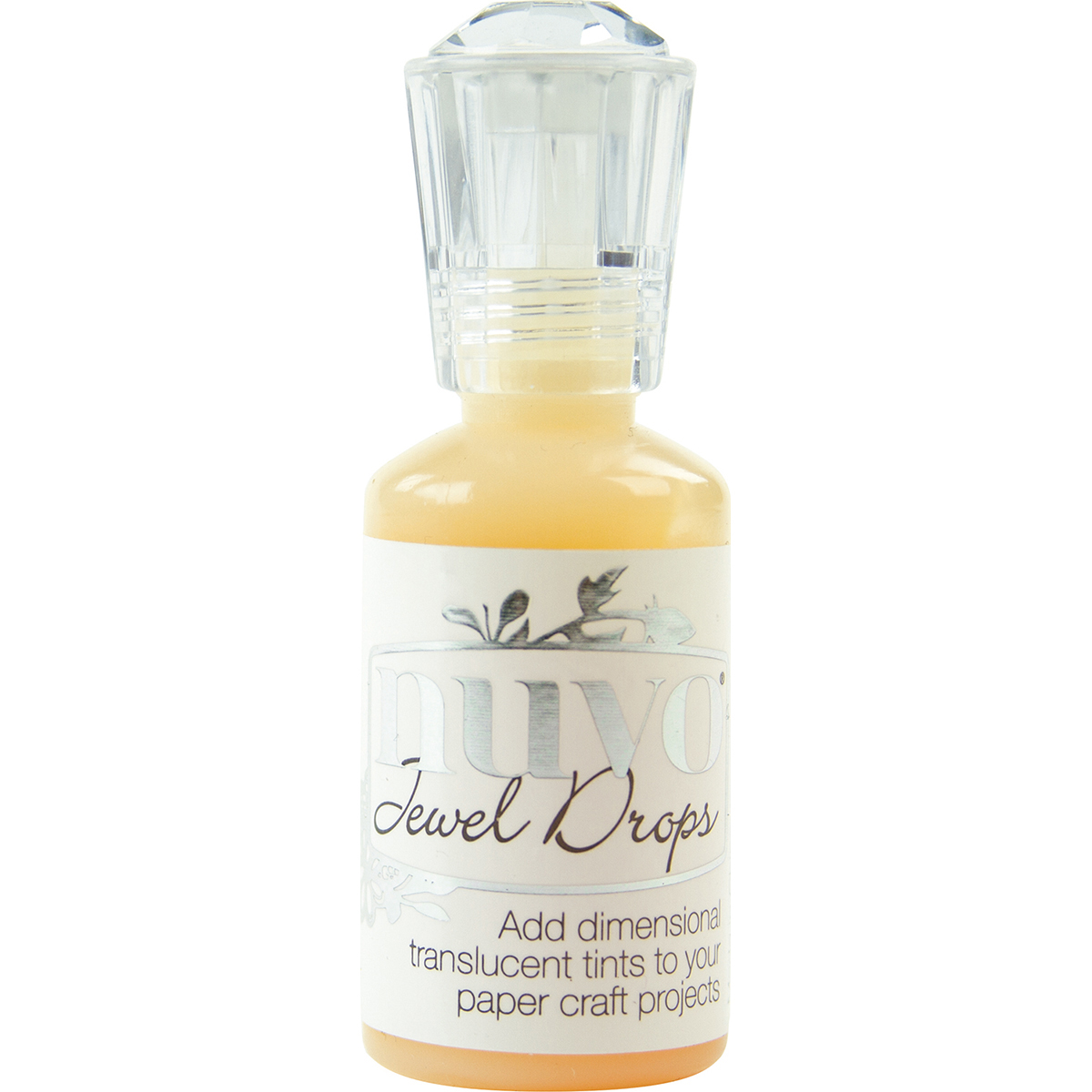 Nuvo Jewel Drops 30ml-Limoncello