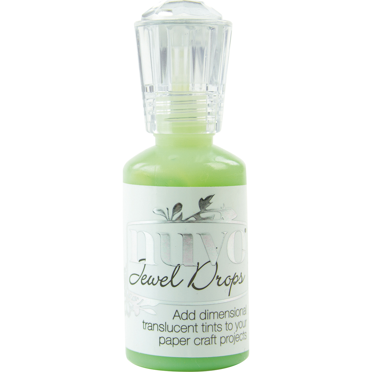 Nuvo Jewel Drops 30ml-Key Lime