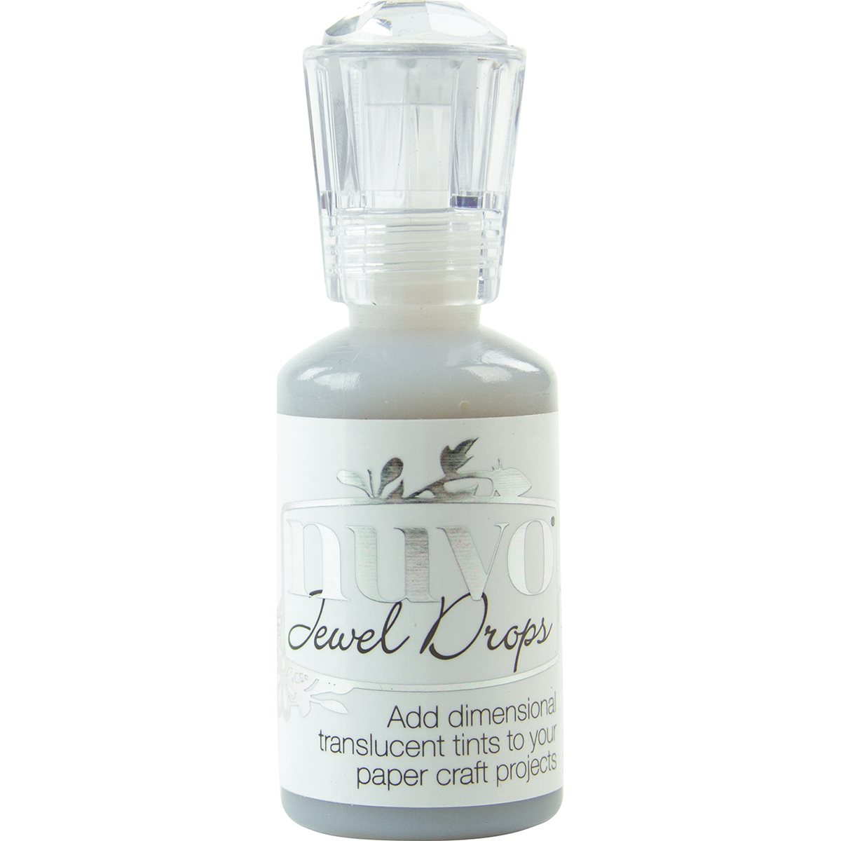 NUVO CRYSTAL DROPS - GREY MIST