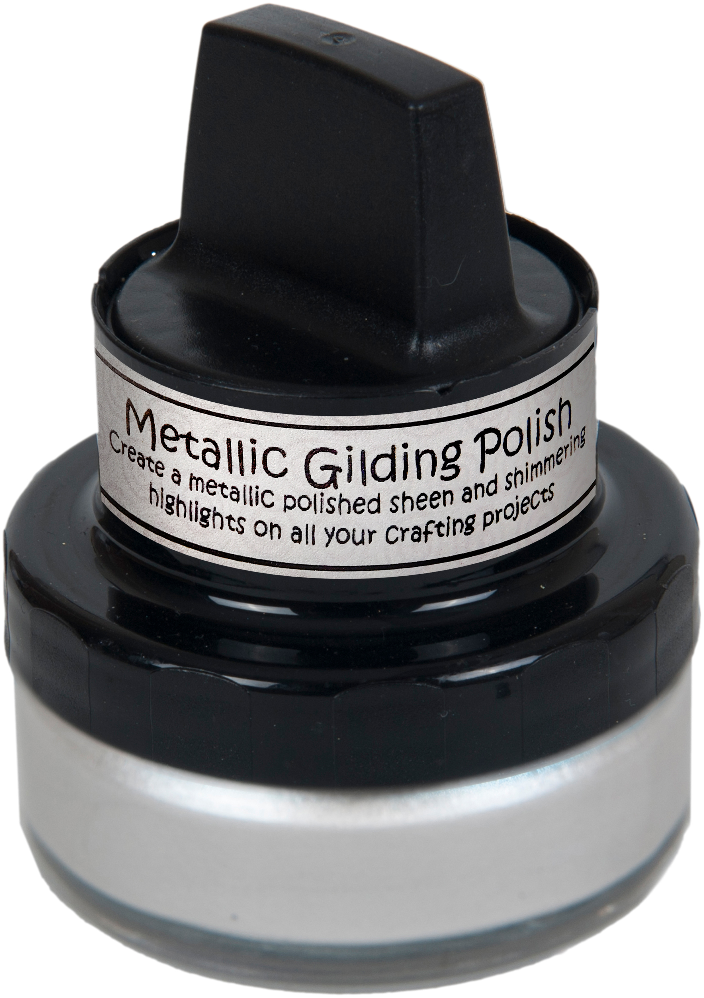 Cosmic Shimmer Metallic gilding polish pearl lustre