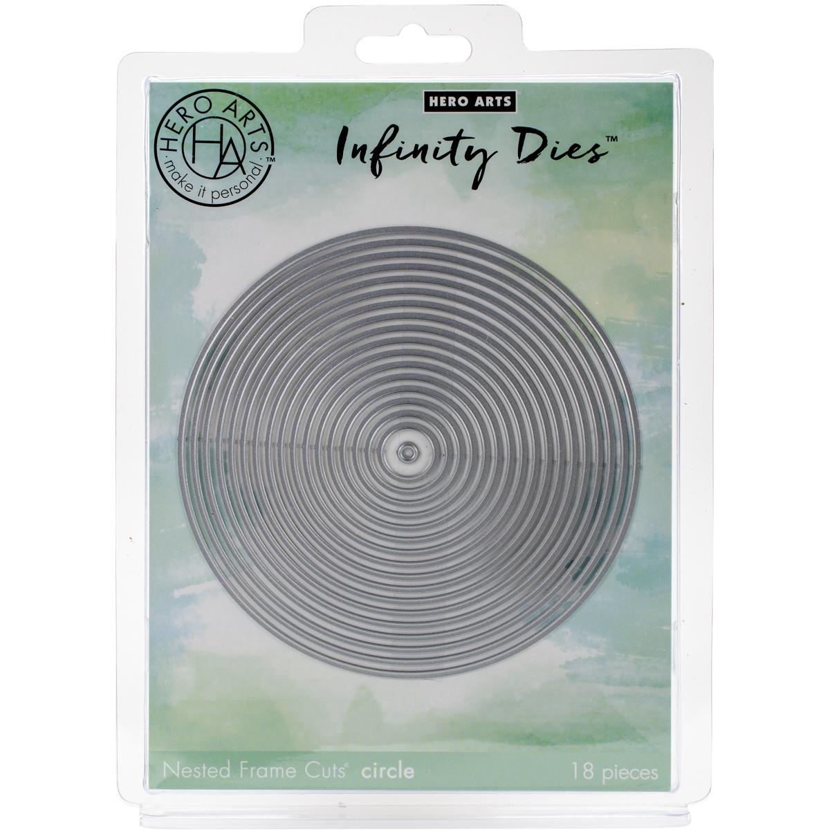Hero Arts Infinity Dies-Circle