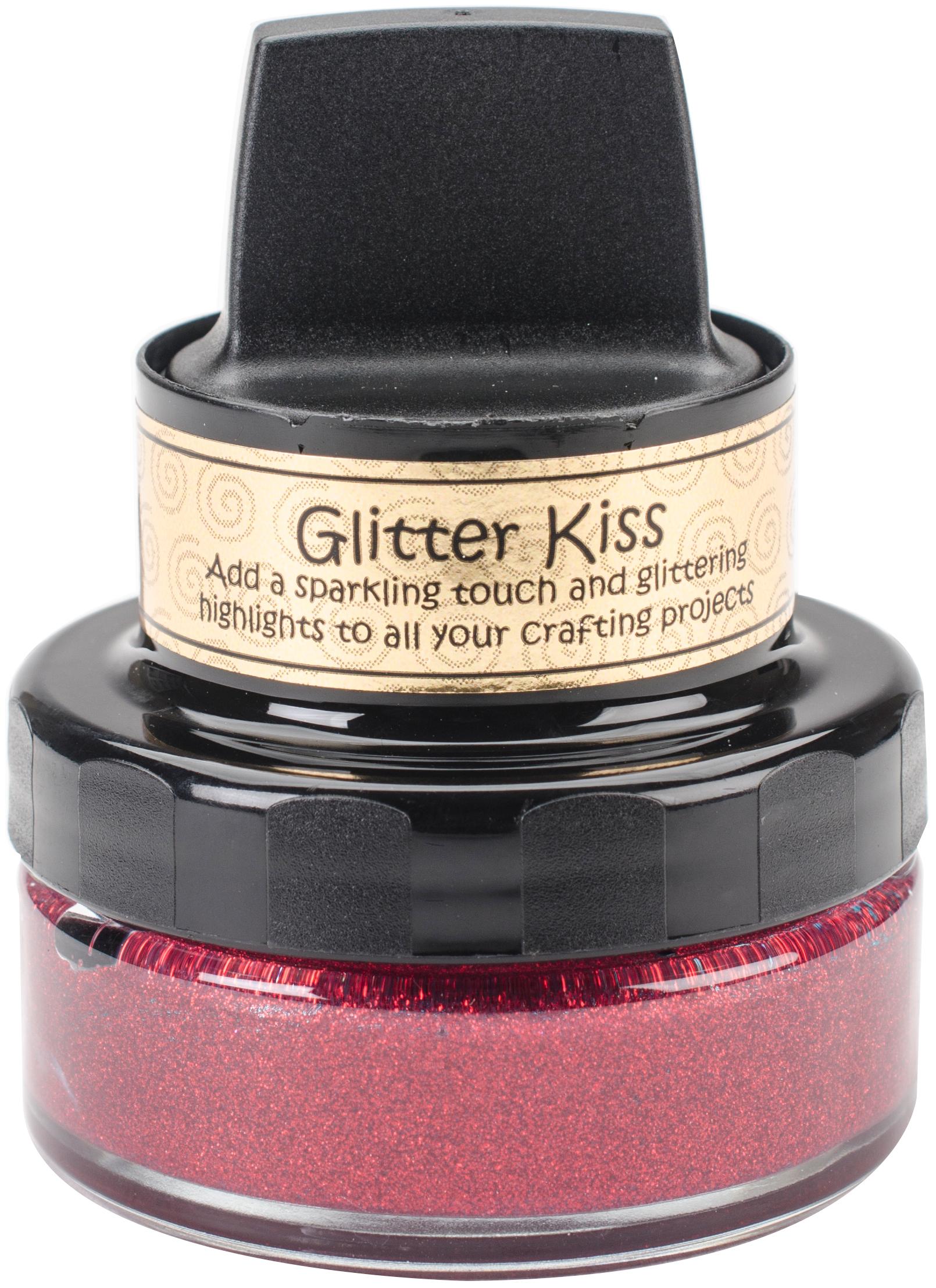 Glitterkiss fire red kiss