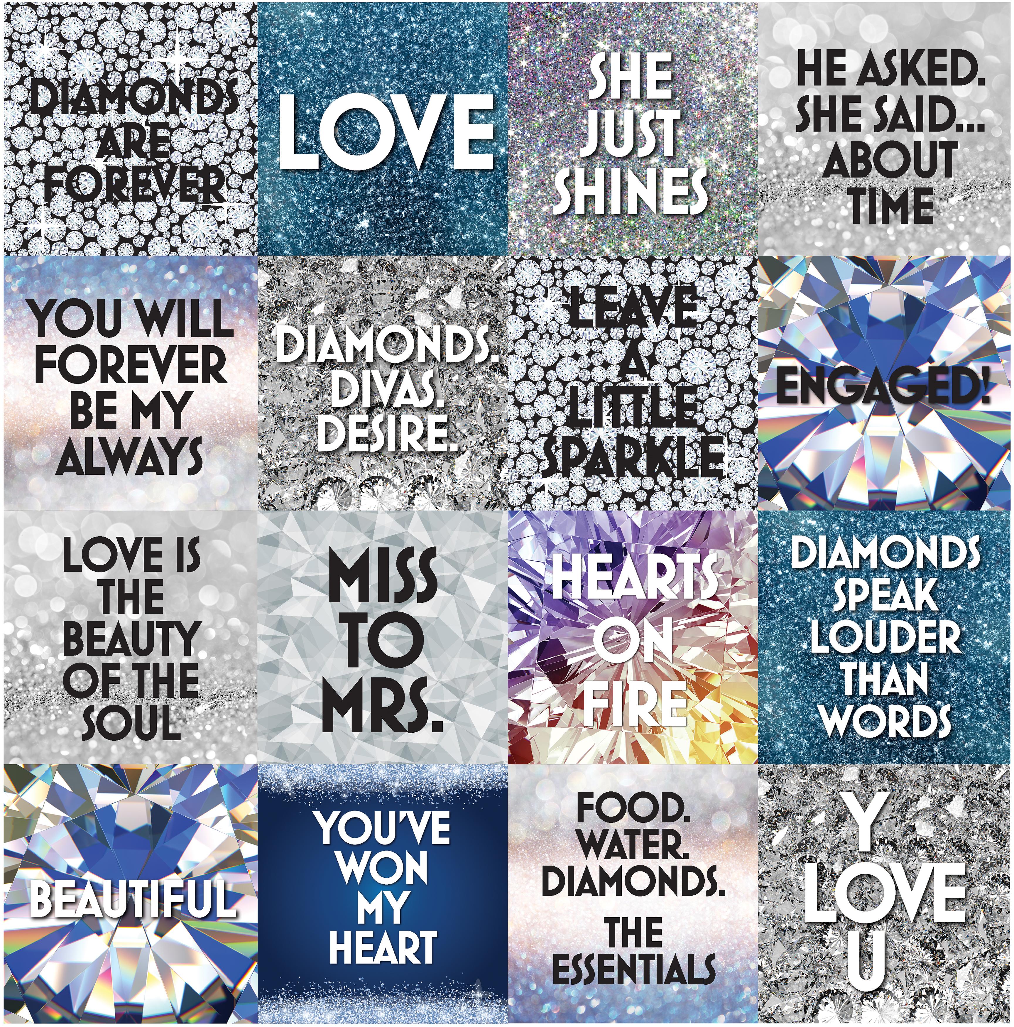 Ella & Viv Diamonds Wedding