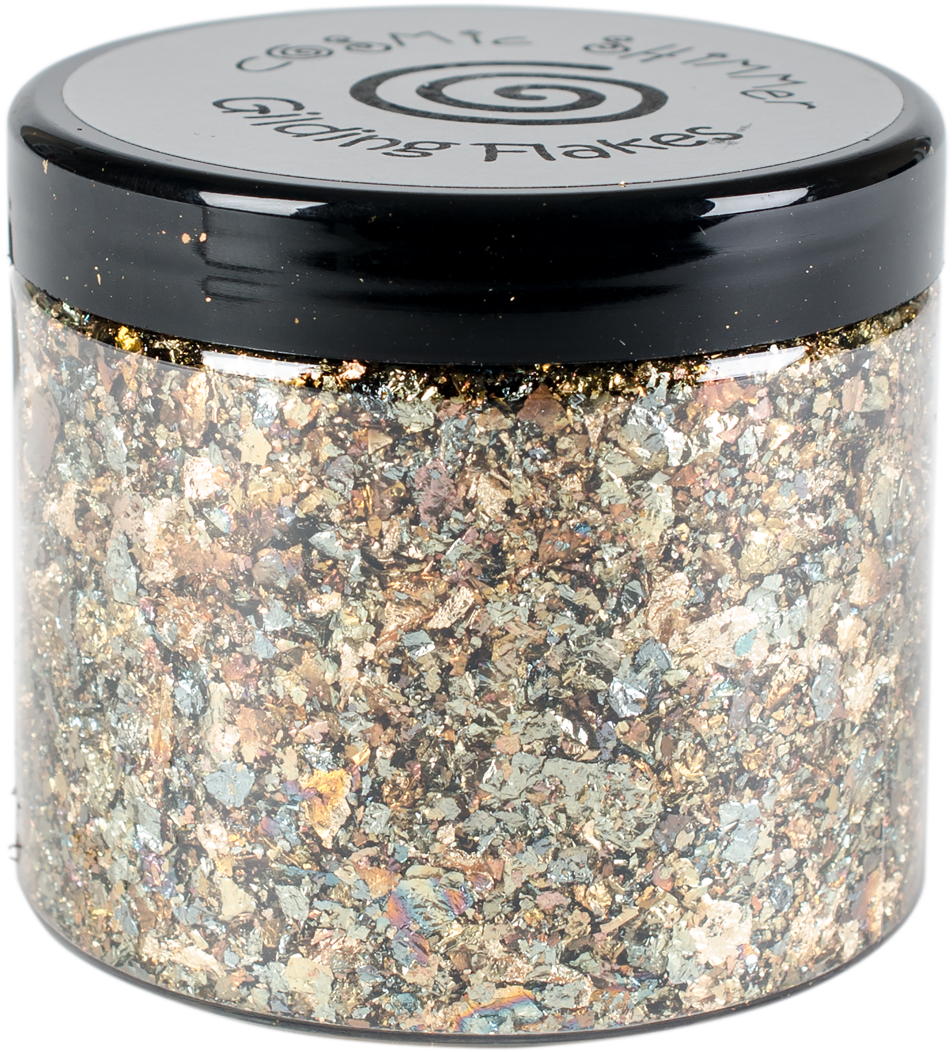 Creative Expressions Cosmic Shimmer Gilding Flakes 200ml-Red Speckle