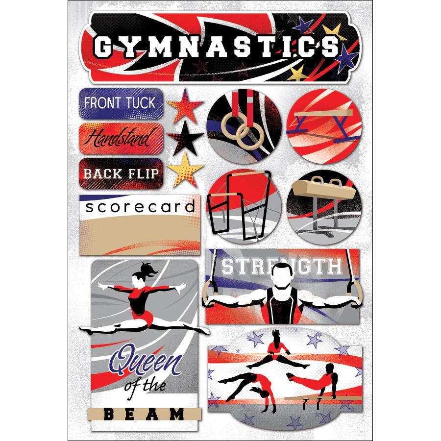 KF I Love Gymnastics