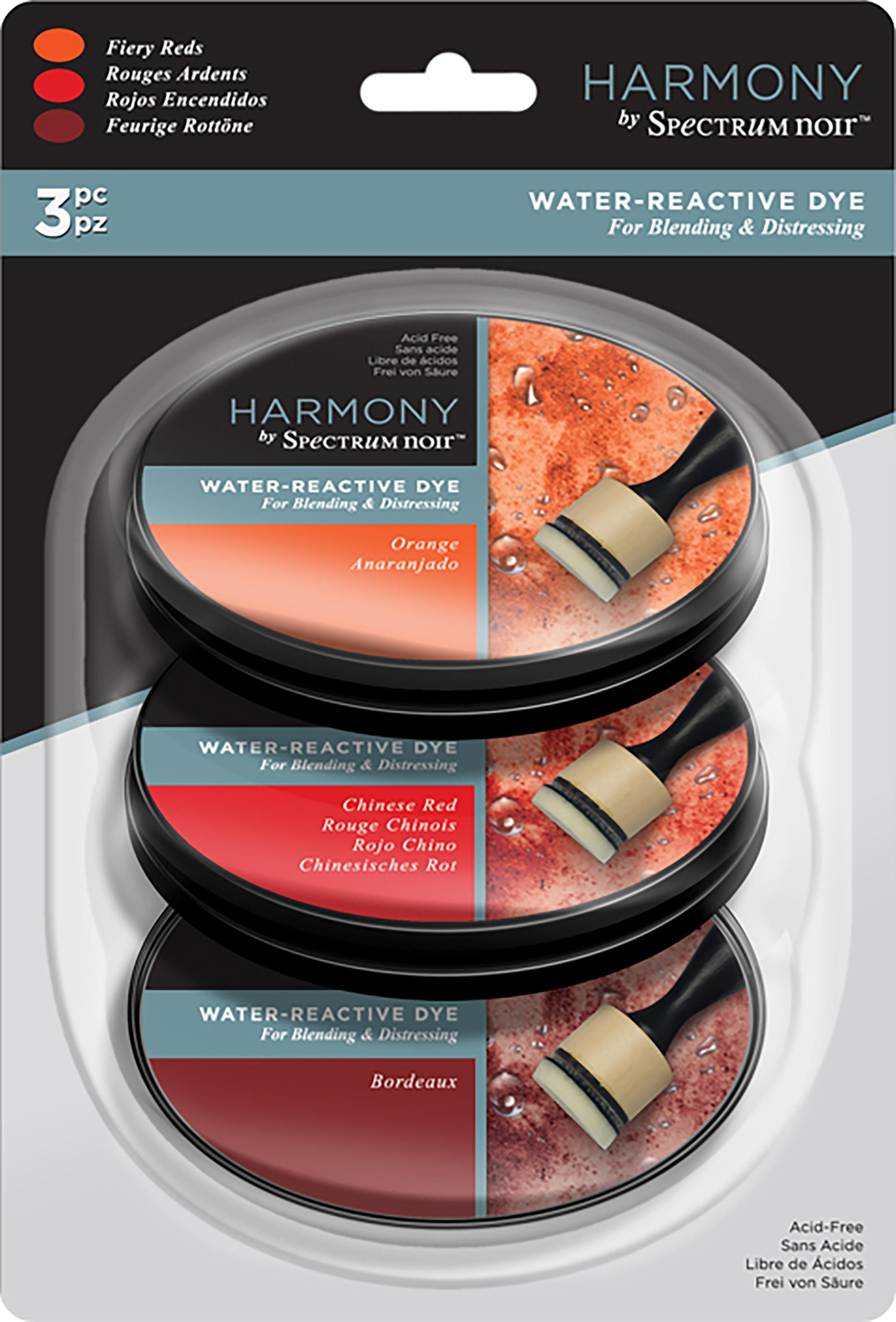 Spec Ink Water-Reactive Dye Fiery Reds