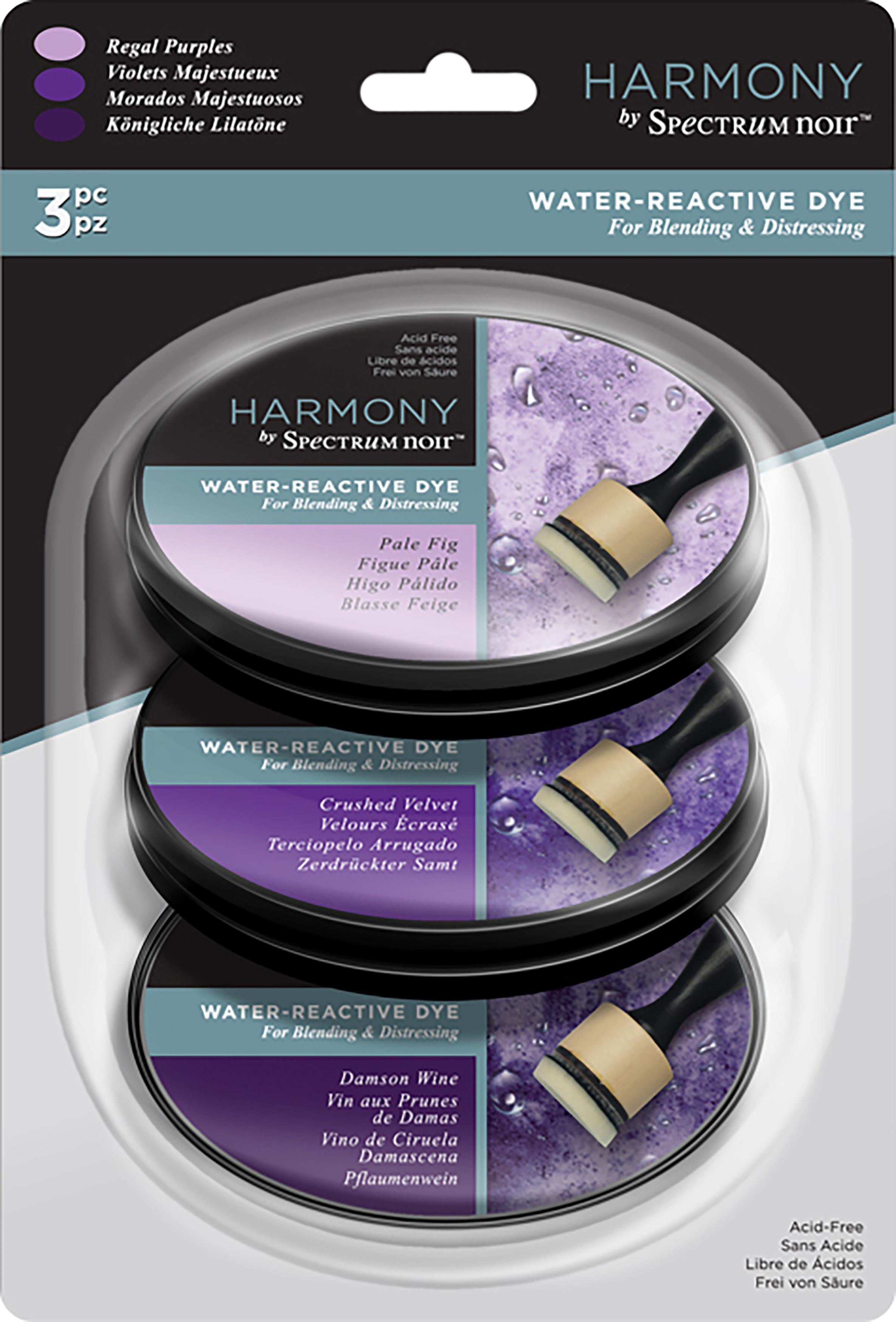 Spec Ink Water-Reactive Dye Regal Purples
