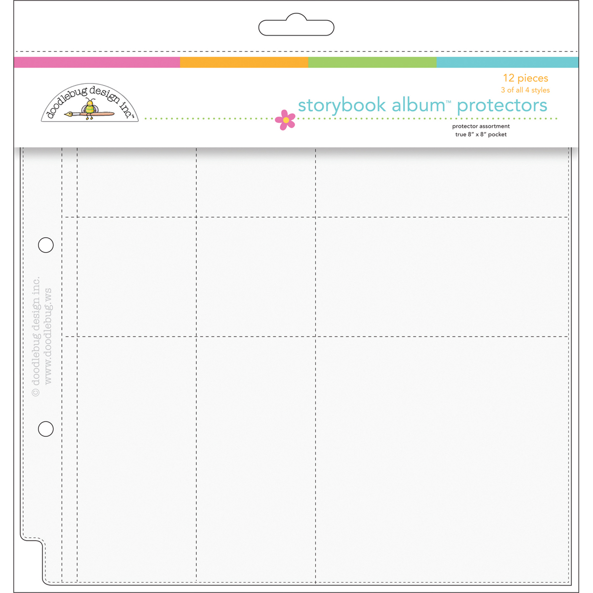 DB 8x8 Page Protector