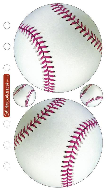 Baseball Classic Sticker