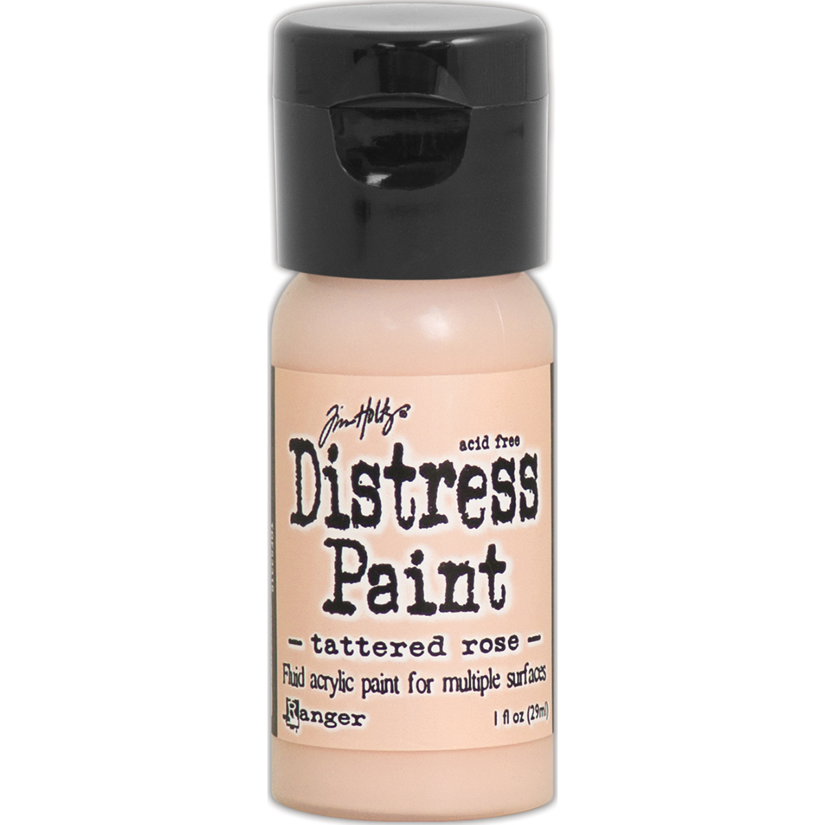 Tattered Rose distress paint