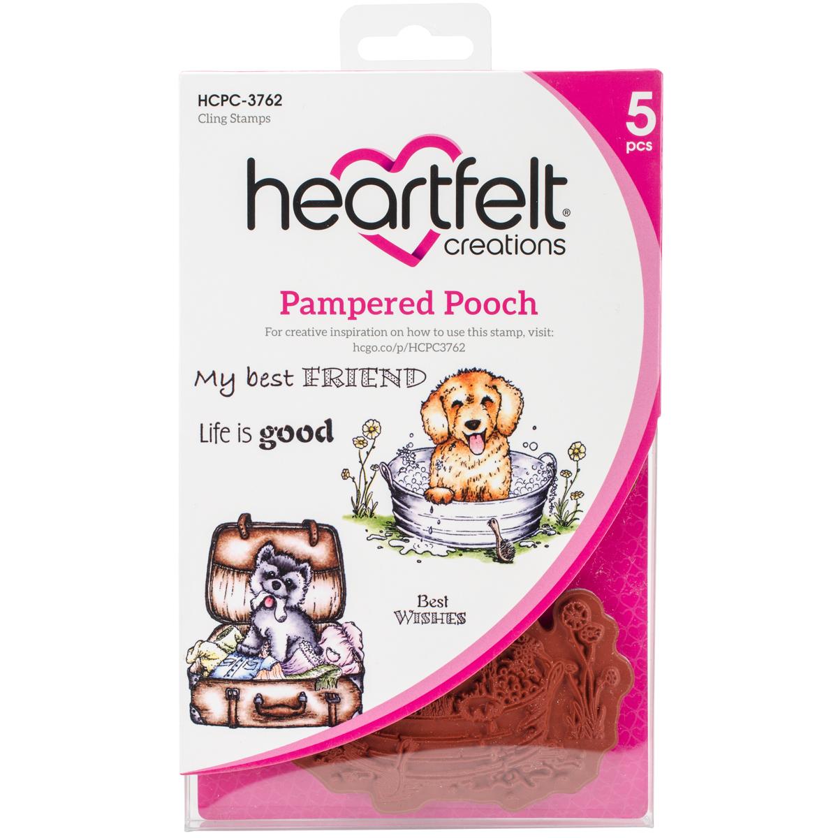 Pampered Pooch Stamp Set