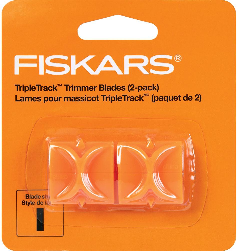 TRIPLE TRACK BLADES, FISKARS
