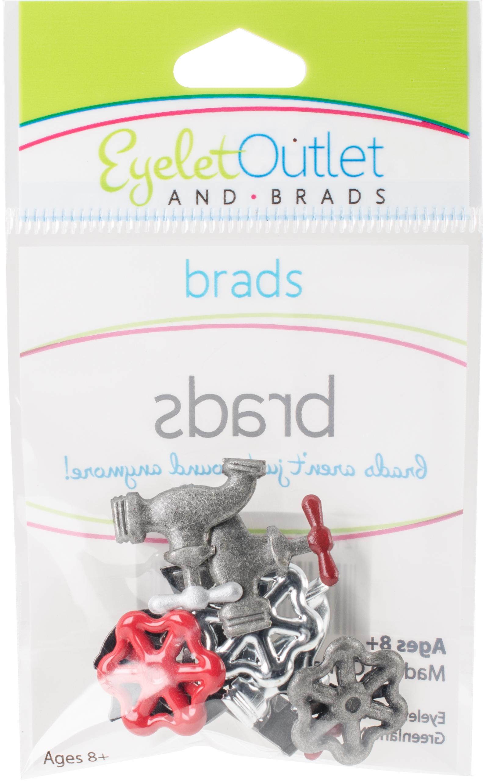 Brads - Pipe Set