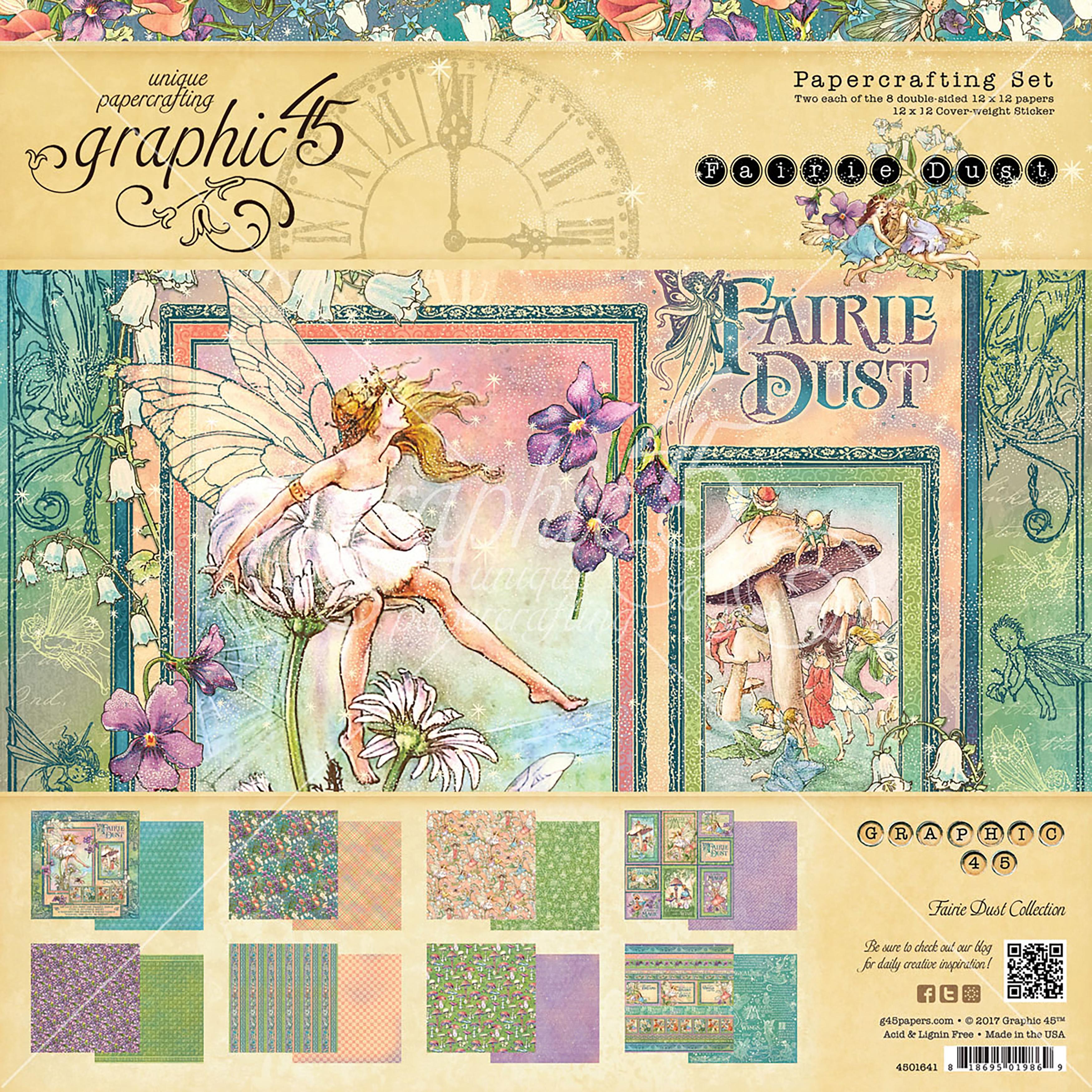 fairie dust collection