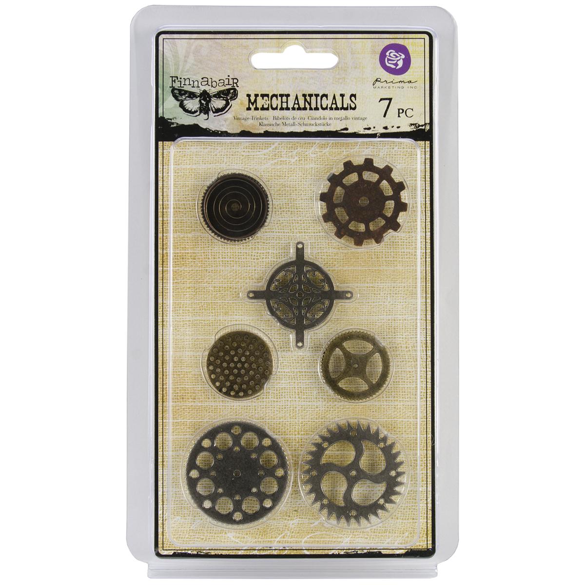 FINN Mechanicals - Gears