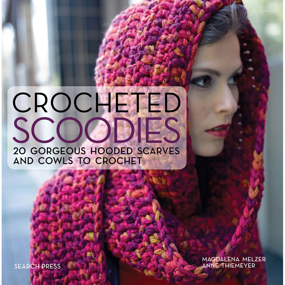 Book: Crocheted Scoodies Magdalena Melzer