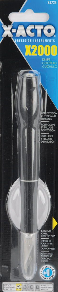 X-ACTO(R) X2000 Craft Knife-Black