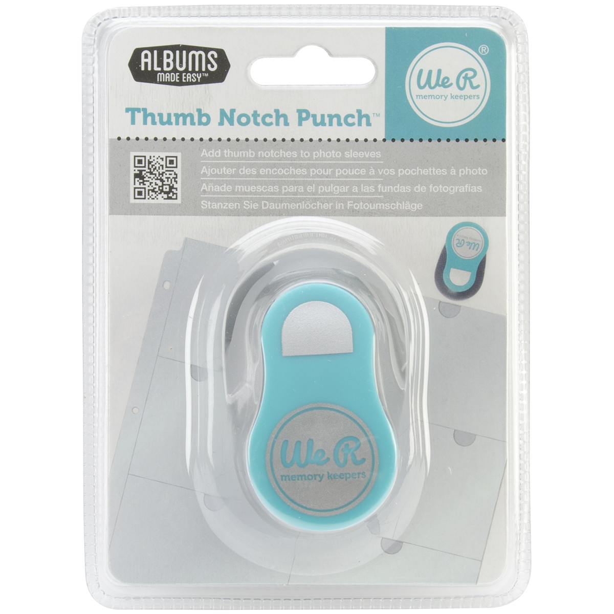 Thumb Notch Punch
