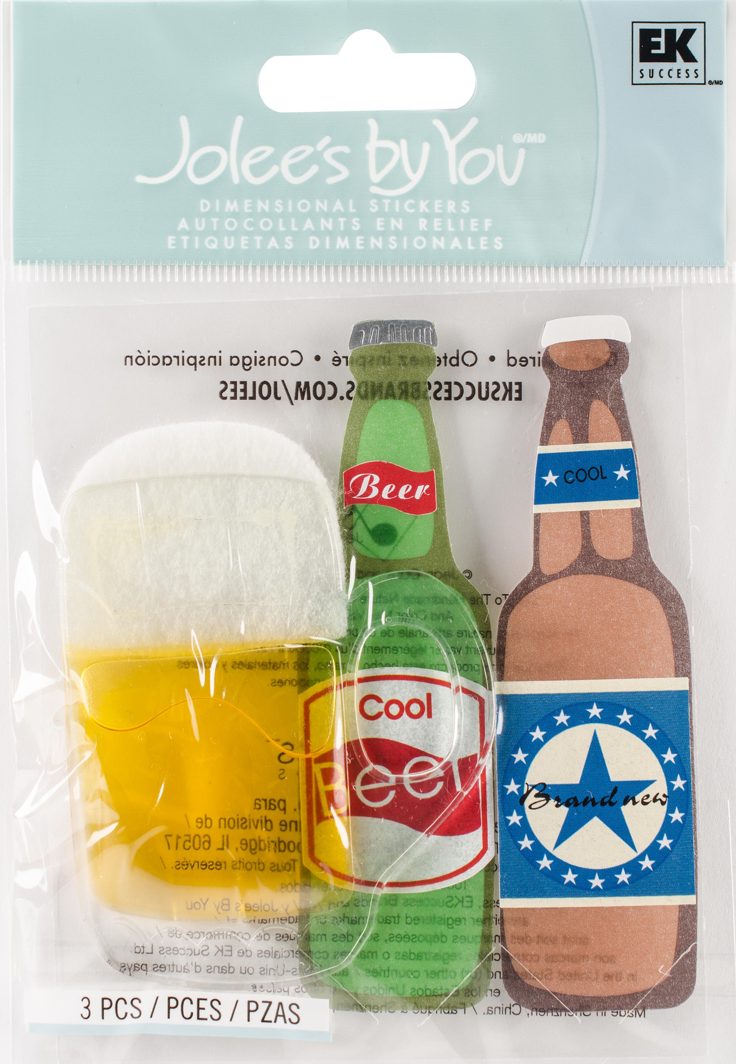 Jolee'S Beer Dimensional