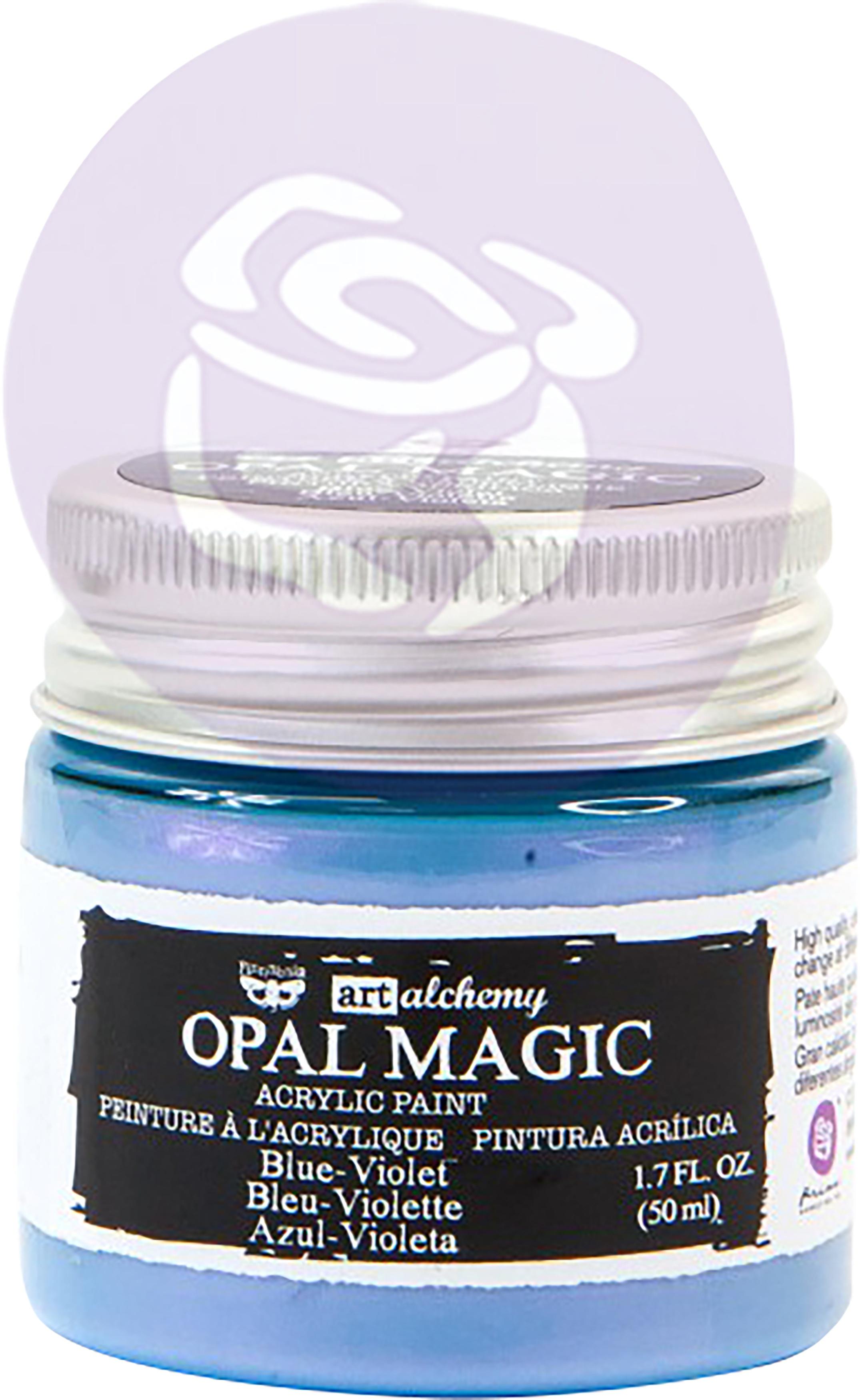 Opal Magic - Blue/Violet